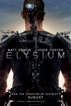 Elysium (2013) Reviewed By Jay