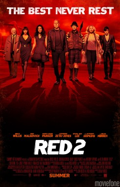 Red 2 (2013) Reviewed By Jay