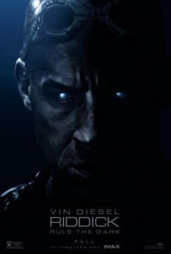 Riddick (2013) Reviewed By Jay