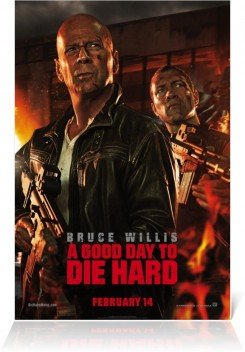 A Good Day to Die Hard (2013)  Reviewed By Jay