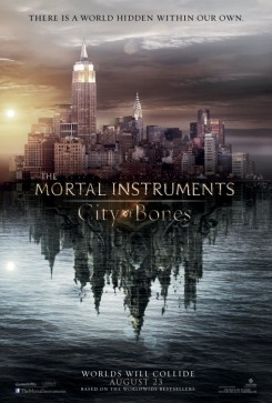 The Mortal Instruments: City of Bones (2013) Reviewed By The Diva
